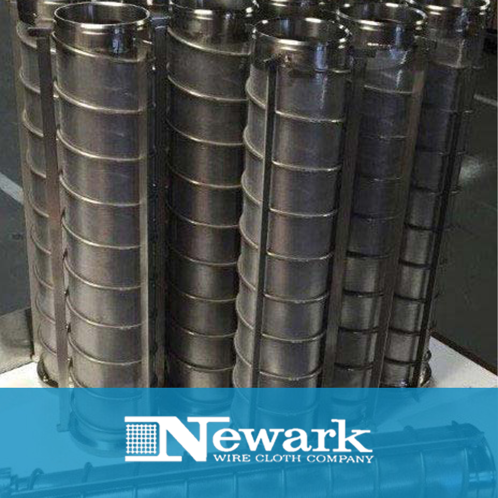 Wire Cloth, Fabricated Wire Cloth Parts, Test Sieves, and Strainers ...