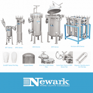 "Newark Wire Cloth Company Introduces ""Livic by Newark"" Industrial Strainer Products"