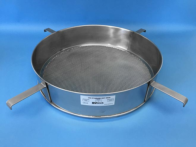 ASTM E11020 Sieve Sizes