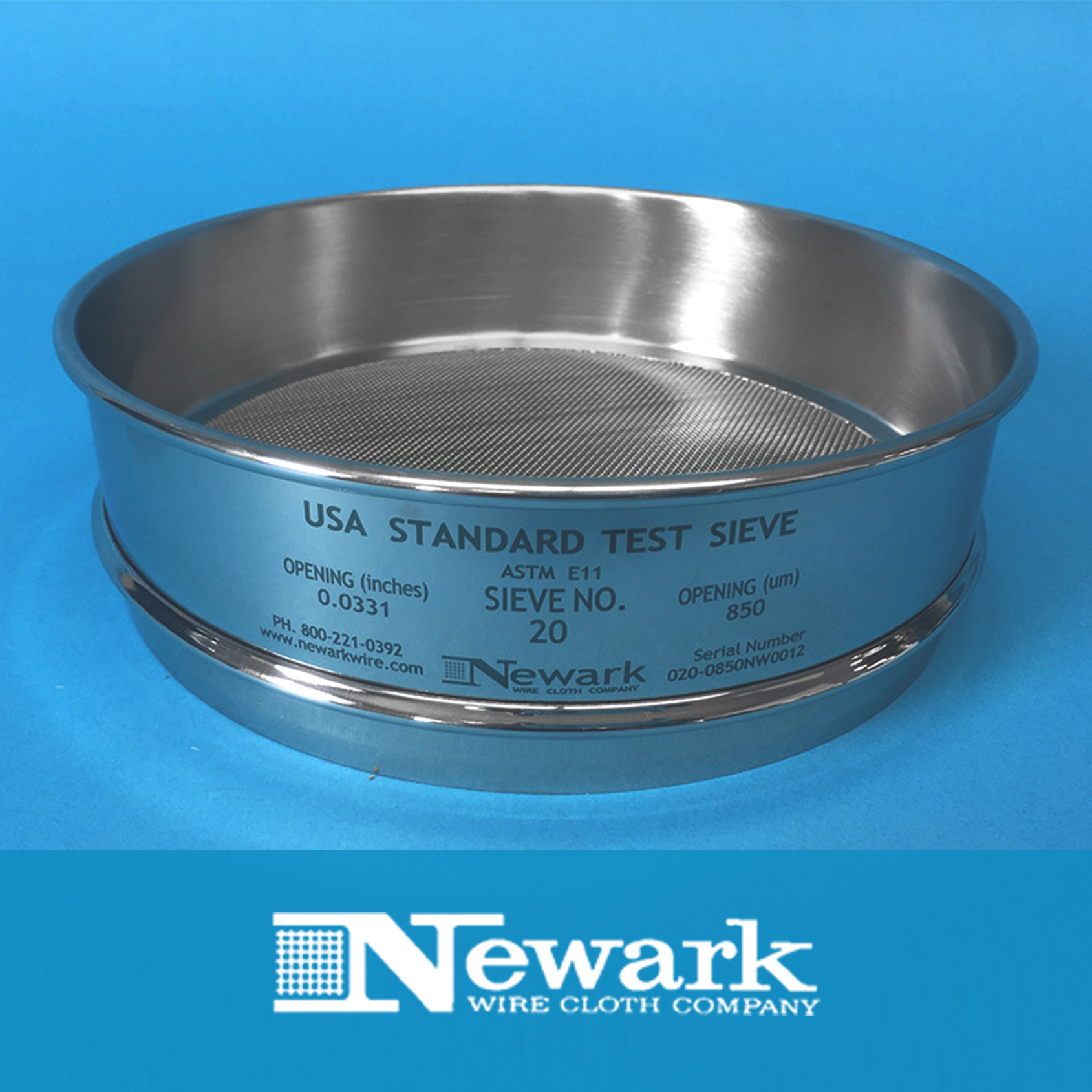 A Guide to ASTM E11 Standards | Test Sieves - Newark Wire