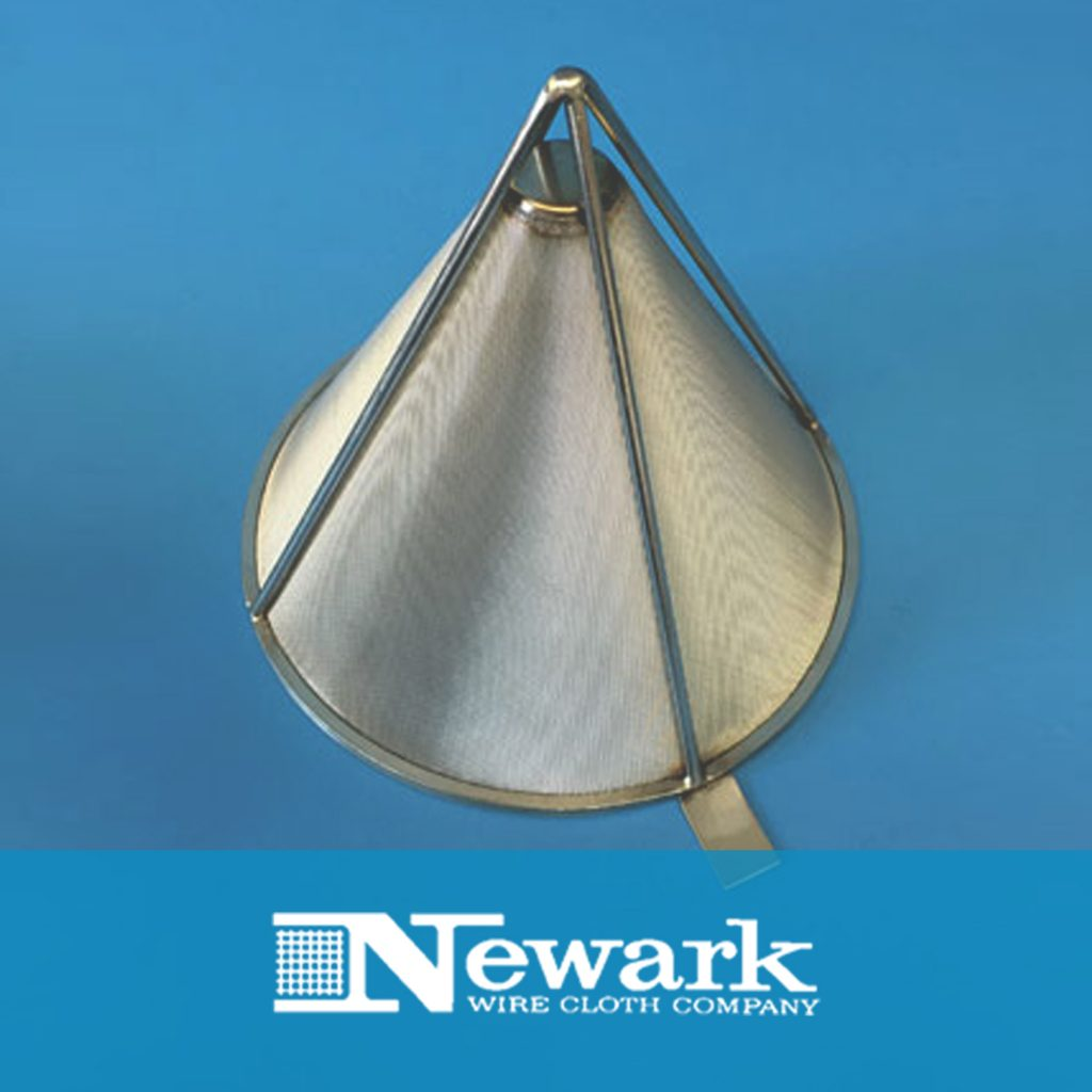 Conical strainer