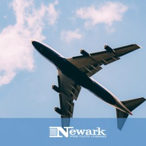 How Newark Wire Cloth Makes the Aerospace Industry Safer