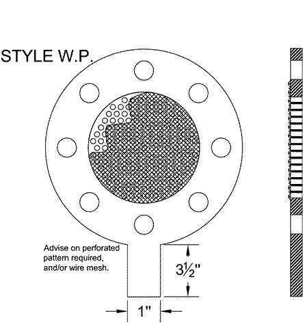 Flat Plate Strainers -2