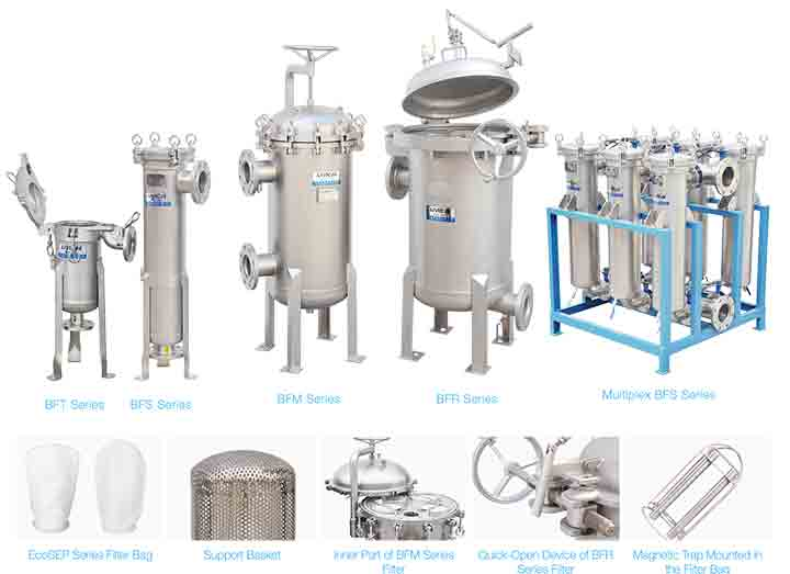 Livic filtration systems