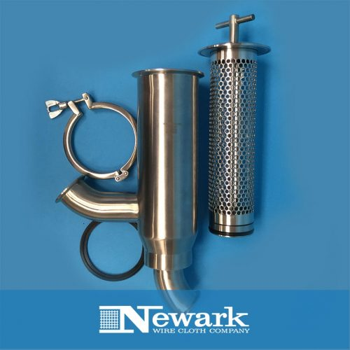 """Y"" Newarkwire Strainers"