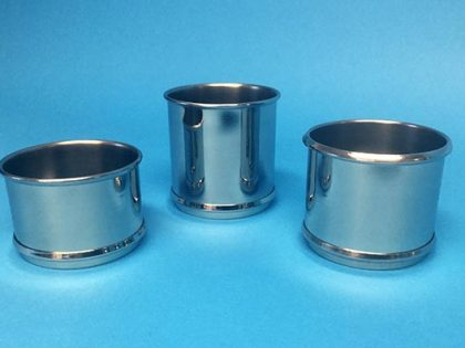 """3"""" dia assortment of deep or Wet Wash Sieves"""