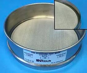 Standard testing sieves, types of sieves, laboratory test sieves, wire mesh, machine
