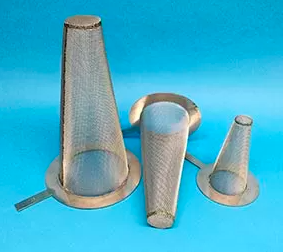 Y strainers, conical strainers, industrial strainers, best mesh strainers, large, basket, metal mesh
